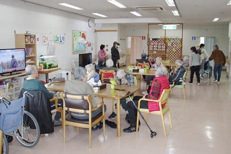 特別養護老人ホーム(従来型多床室)